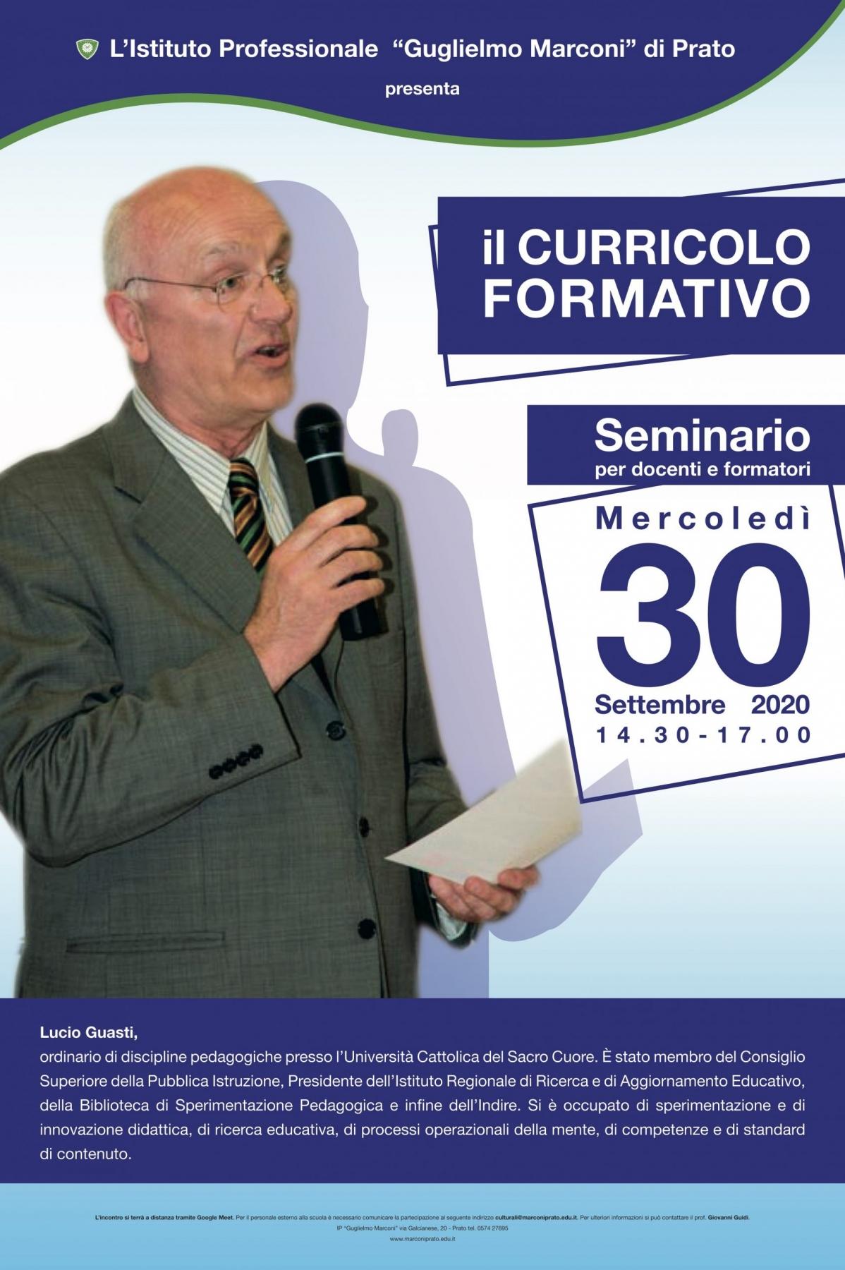 manifesto Guasti